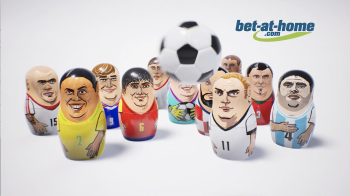 BET AT HOME SOCCER WORLD CHAMPIONSHIP